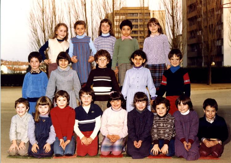 Photo de classe cp de 1982 ecole les pyramides la roche - Cours cuisine la roche sur yon ...