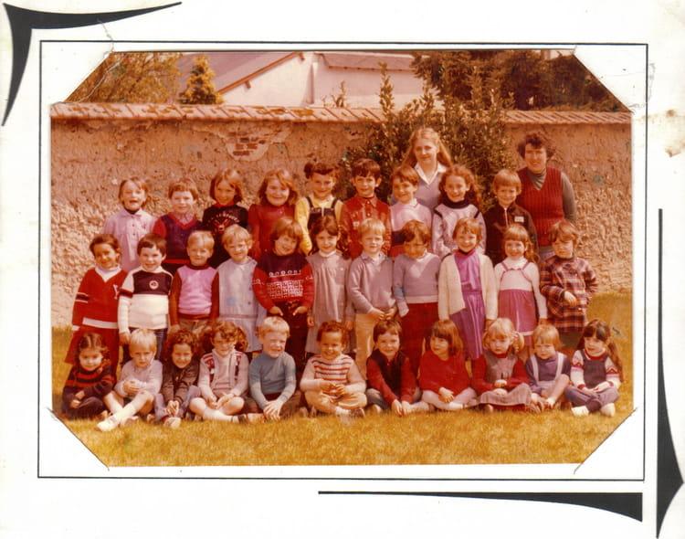photo de classe maternelle 1 2 et 3 me ann e de 1981 ecole nogent le phaye nogent le phaye. Black Bedroom Furniture Sets. Home Design Ideas