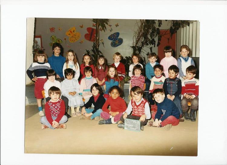 photo de classe maternelle 3eme ann e de 1985 ecole theophile lavaud nemours copains d 39 avant. Black Bedroom Furniture Sets. Home Design Ideas