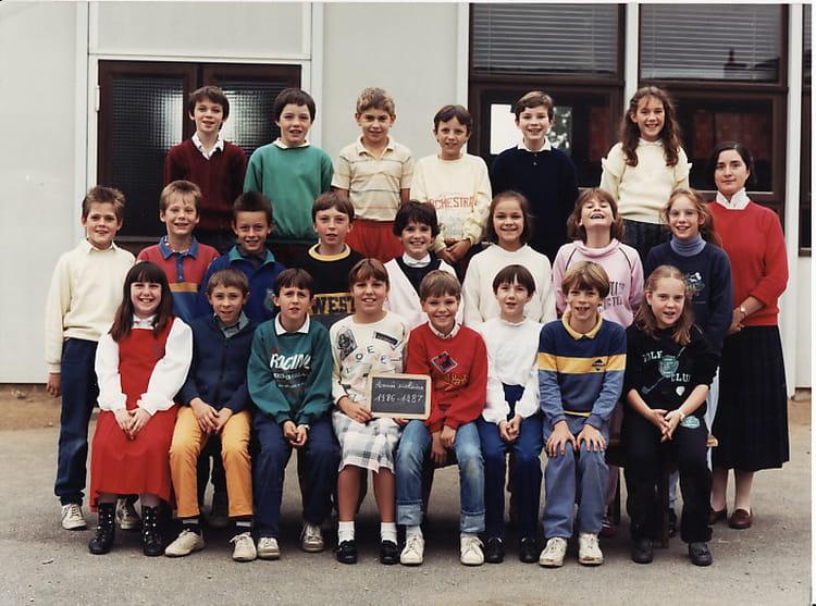 Photo de classe cm2 de 1986 ecole sainte marie chartres - Cours cuisine chartres ...