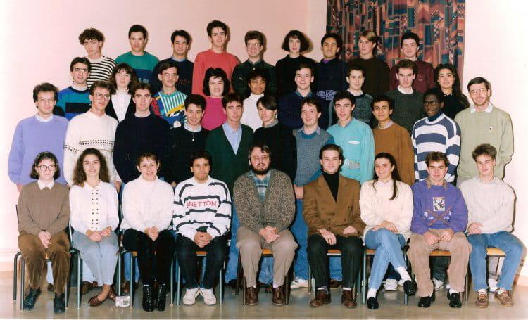 Photo de classe maths sp 1992 de 1992 lycee d 39 auxerre copains d 39 avant - Monsieur bricolage auxerre ...