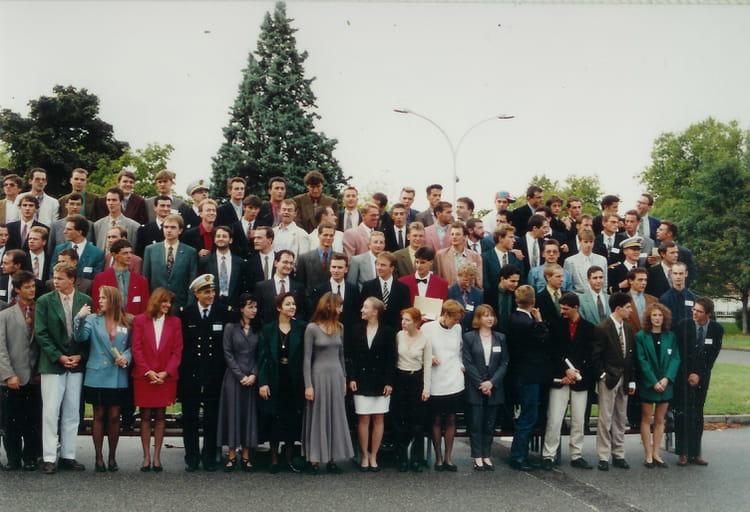 Photo de classe 3 me ann e promo 93 3 3 de 1993 ecole - Ecole superieure de cuisine ...