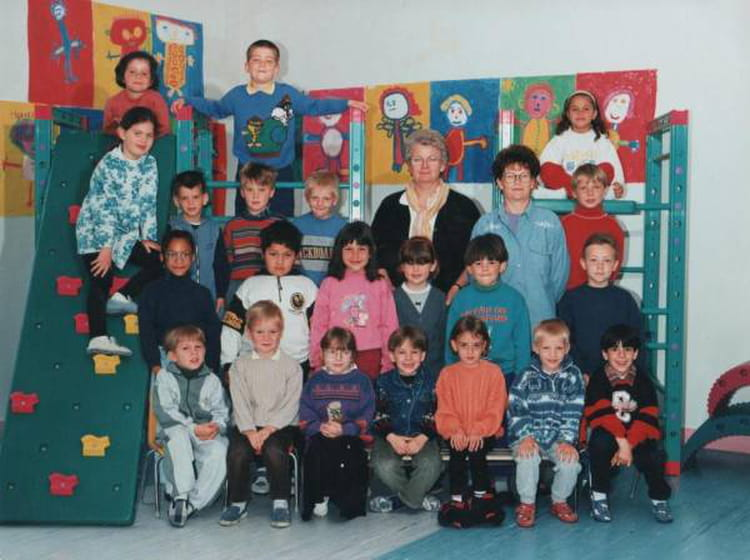 1995 - Maternelle - Ecole forterr (longueil annel)