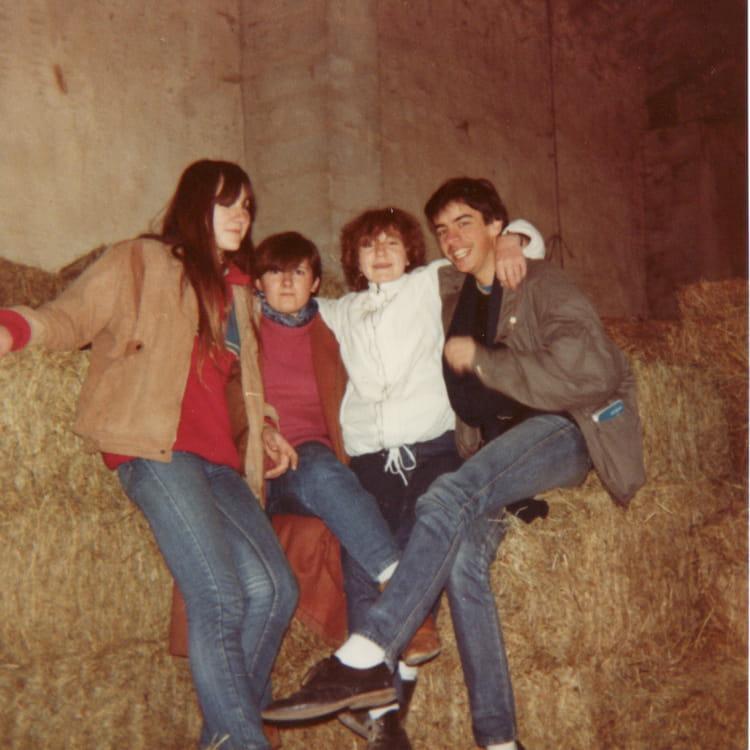 photo de classe bepa horticulture de 1983 lyc e agricole rennes le rheu copains d 39 avant. Black Bedroom Furniture Sets. Home Design Ideas