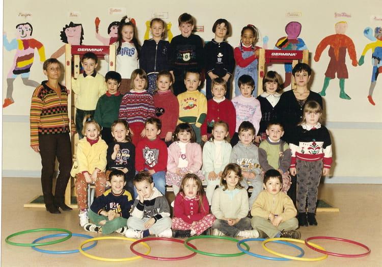 Photo de classe 2e annee de maternelle de 1998 ecole for Garage bailleau le pin