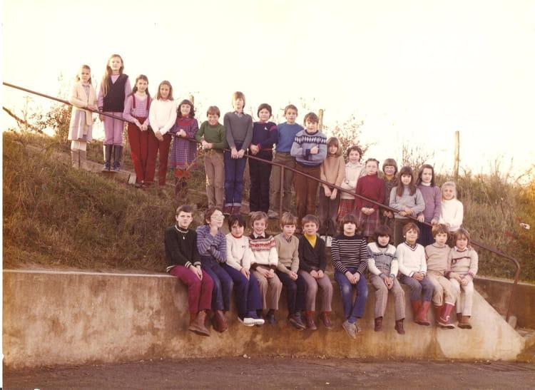 photo de classe cm1 de 1981 ecole andre malraux boissise le roi copains d 39 avant. Black Bedroom Furniture Sets. Home Design Ideas