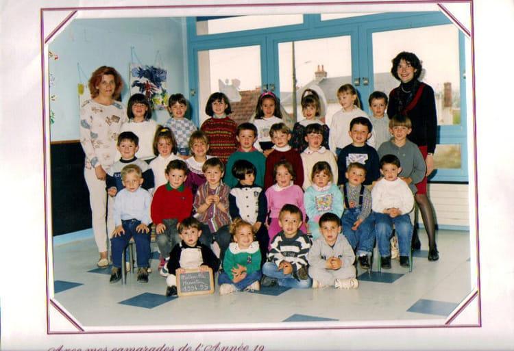 photo de classe maternelle de 1994 ecole beau soleil mennetou sur cher copains d 39 avant. Black Bedroom Furniture Sets. Home Design Ideas