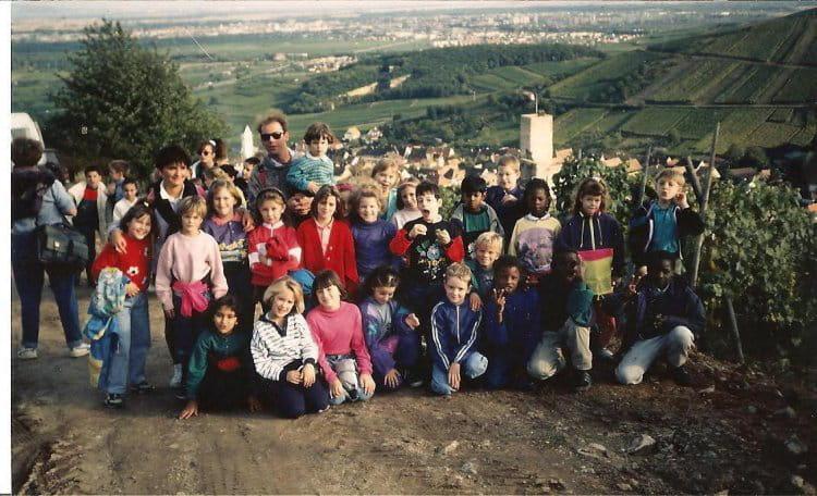 Photo de classe ecole grange ouest nogent sur oise de 1991 for Grange oise