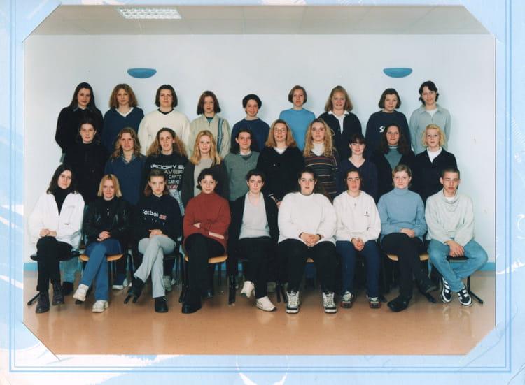 photo de classe lycee des 2 cap a marquise de 1998 lyc 233 e professionnel des deux caps copains