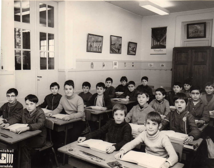 photo de classe cm2 ecole du nord de 1970 ecole nord libourne copains d 39 avant. Black Bedroom Furniture Sets. Home Design Ideas