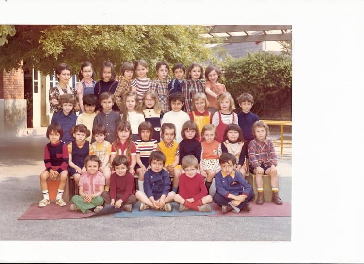 Photo De Classe Ecole Cathelot Clamart De 1974 Ecole Maternelle