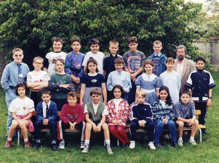 photo de classe cm2 de 1997 ecole jayol saint just sur loire saint just saint rambert. Black Bedroom Furniture Sets. Home Design Ideas