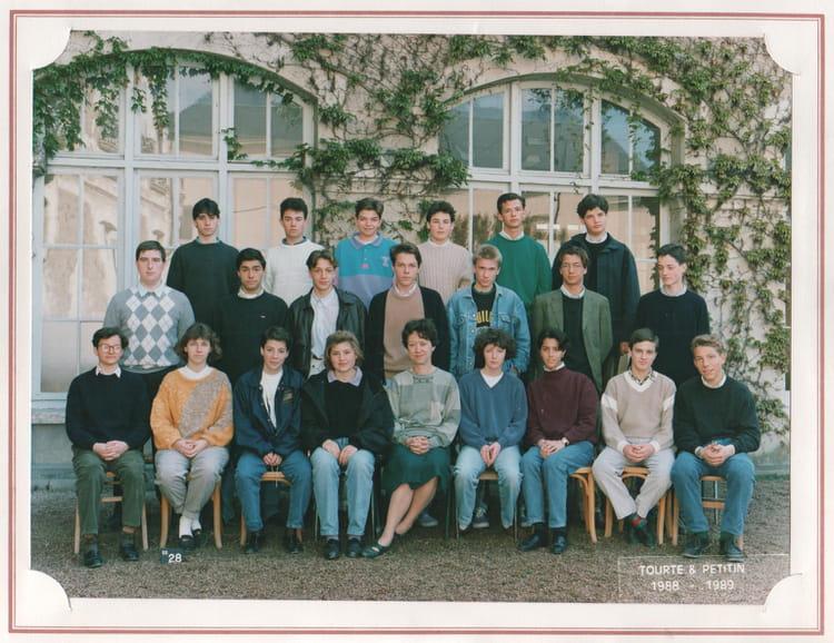 photo de classe 2nd verte st gregoire tours de 1988 lyc e saint gr goire copains d 39 avant. Black Bedroom Furniture Sets. Home Design Ideas