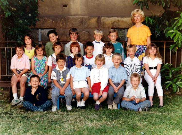 photo de classe classe de cp de 1990 ecole paul verlaine hagondange copains d 39 avant. Black Bedroom Furniture Sets. Home Design Ideas