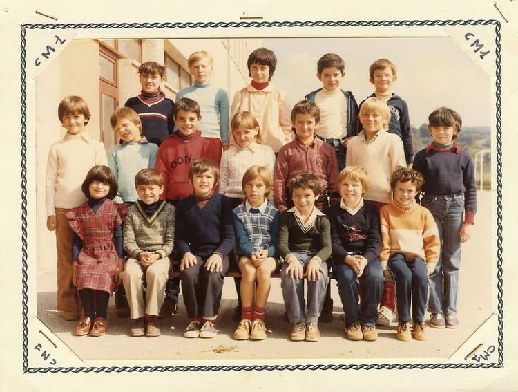 photo de classe cm1 de 1979 ecole port vieux saint maurice l exil copains d 39 avant. Black Bedroom Furniture Sets. Home Design Ideas