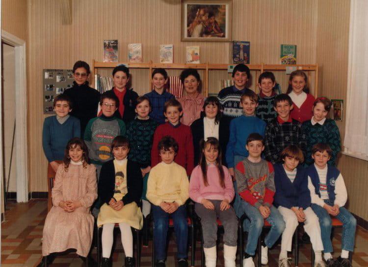 Photo de classe cm2 de 1985 ecole du centre longuenesse - Art cuisine longuenesse ...