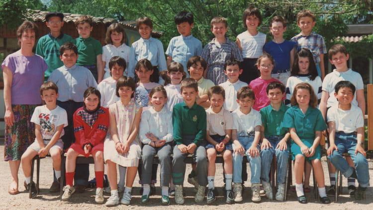 Photo de classe cm2 de 1992 ecole jeanne d 39 arc saint - L ecole de cuisine de sara gratuit ...