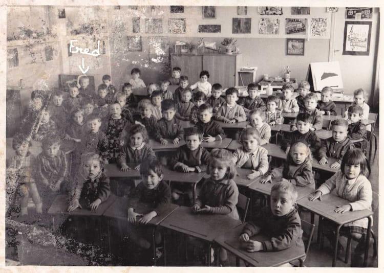 photo de classe maternelle de 1967 ecole saint leonard de noblat saint leonard de noblat. Black Bedroom Furniture Sets. Home Design Ideas