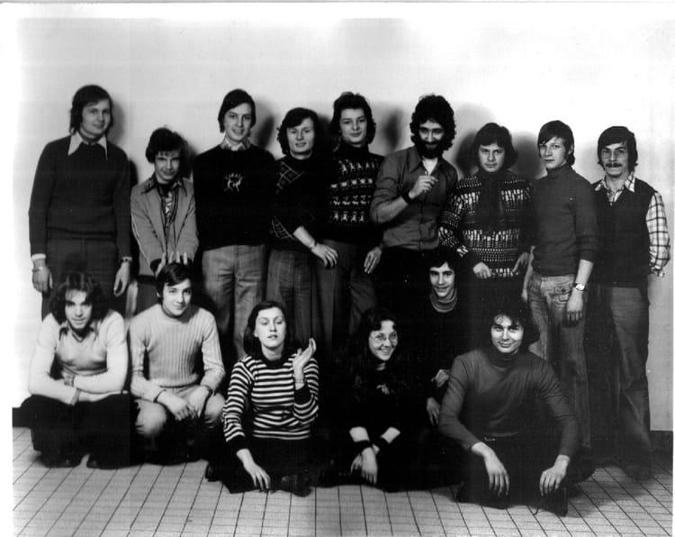 Photo de classe cap photo de 1974 cfa chambre des m tiers du nord copains d 39 avant - Chambre des metiers du nord ...