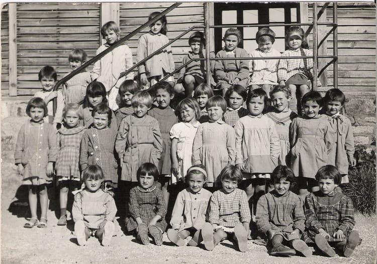 Photo De Classe C P Kermelo Larmor Plage De 1959 Ecole Kermelo