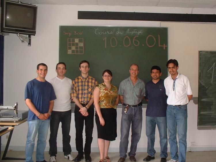 Photo de classe promo 2005 de 2004 ecole sup rieure des - Ecole superieure de cuisine ...