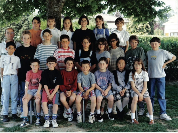 Photo de classe laennec de 1994 ecole laennec la roche - Cours cuisine la roche sur yon ...