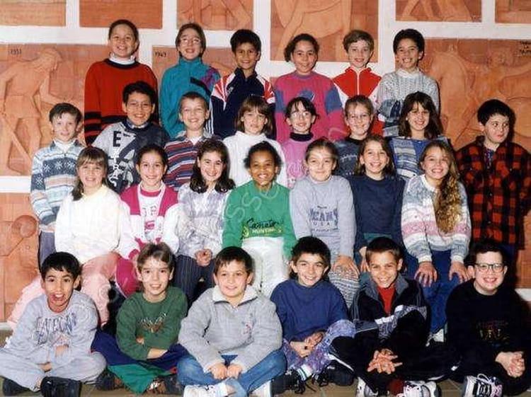 1995 - cm 1 - ecole philipe
