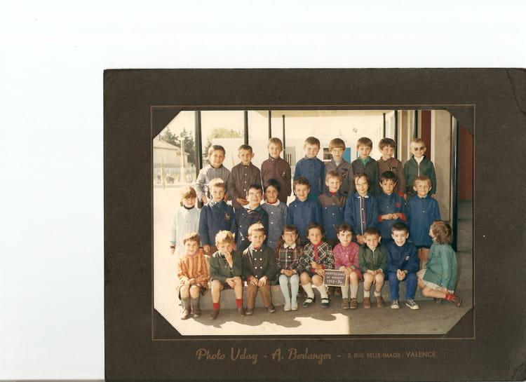 photo de classe cp 1969 1970 de 1969 ecole le bouquet montelimar copains d 39 avant. Black Bedroom Furniture Sets. Home Design Ideas