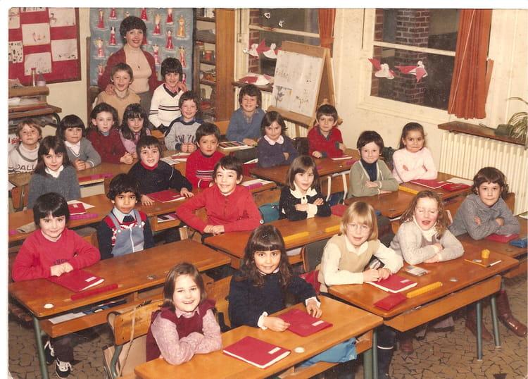 photo de classe photo de classe de 1980 ecole dulong pacy sur eure copains d 39 avant. Black Bedroom Furniture Sets. Home Design Ideas