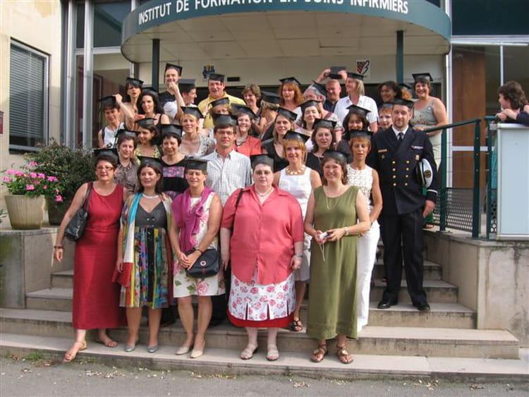 photo de classe ifcs dijon de 2008 ecole de cadres infirmiers centre hospitalier r 233 gional
