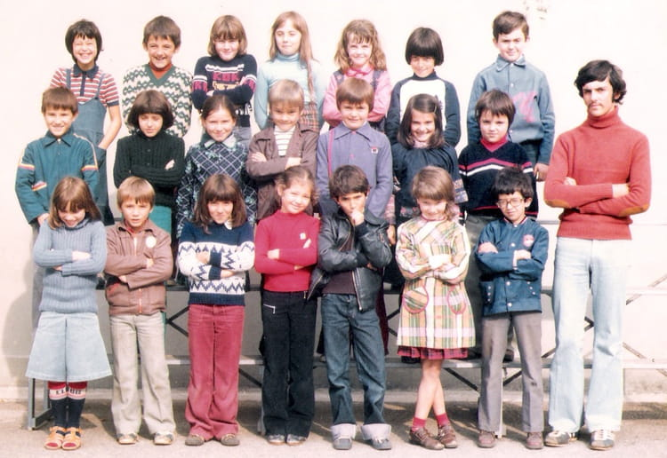 photo de classe villeneuve de marsan 40 ce2 1978 79 de 1978 ecole publique copains d 39 avant. Black Bedroom Furniture Sets. Home Design Ideas