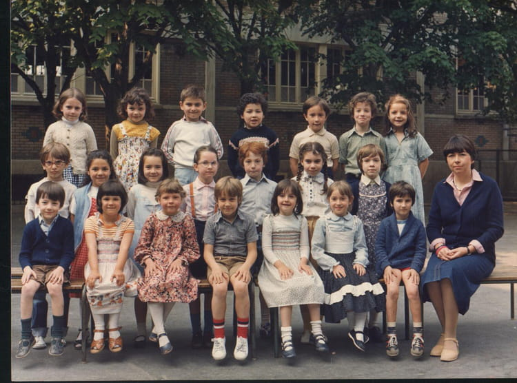 photo de classe cp ecole lazare carnot colombes 92 de 1980 ecole lazare carnot copains d. Black Bedroom Furniture Sets. Home Design Ideas