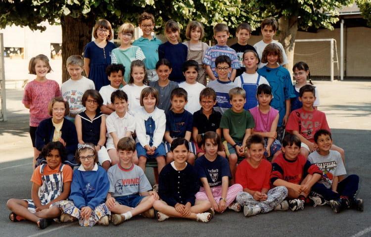 Photo de classe ce2 1994 1995 de 1994 ecole jean roy la - Cours cuisine la roche sur yon ...