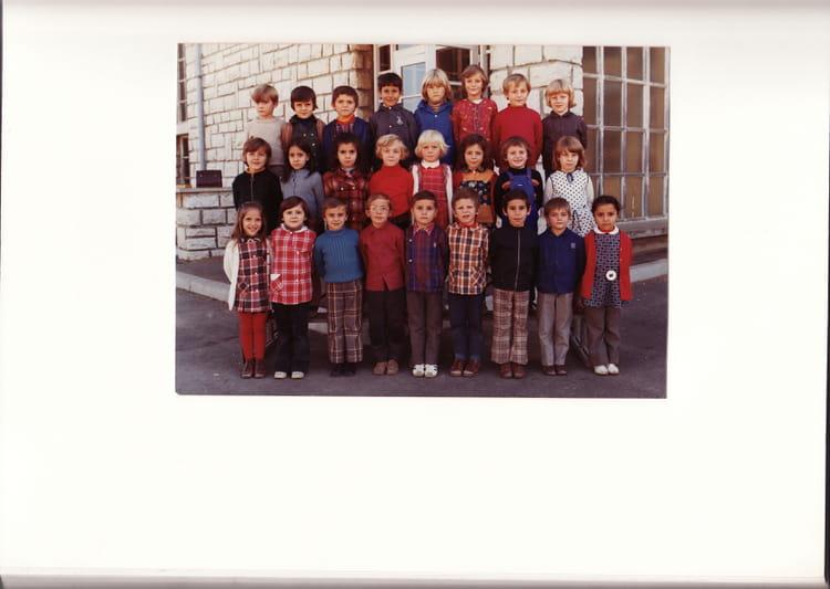 Photo de classe cours pr paratoire 1973 1974 de 1974 - Cours de cuisine villefranche sur saone ...