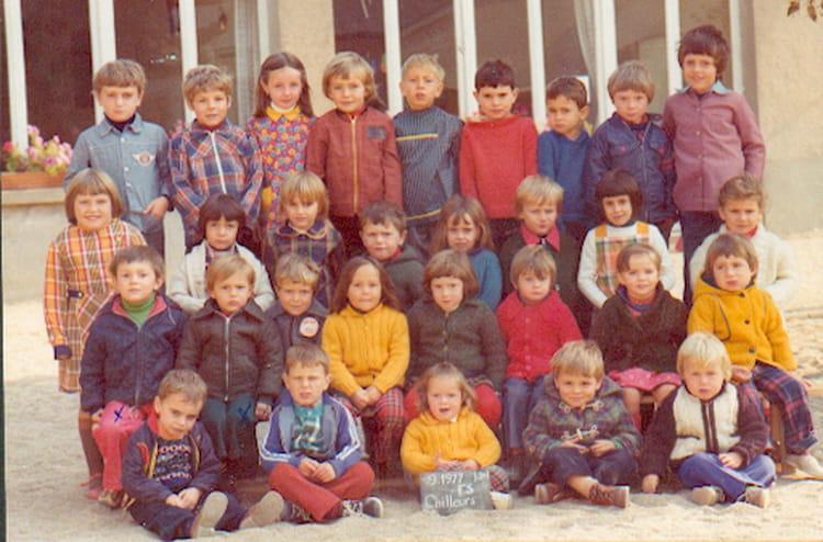 Photo de classe Fs de 1977, Ecole De La Grand Rue (Chilleurs Aux Bois) Copains d'avant # Spa Chilleurs Au Bois