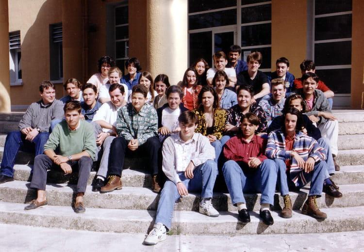 Photo de classe terminale b de 1994 lyc e alphonse daudet for Lycee alphonse daudet