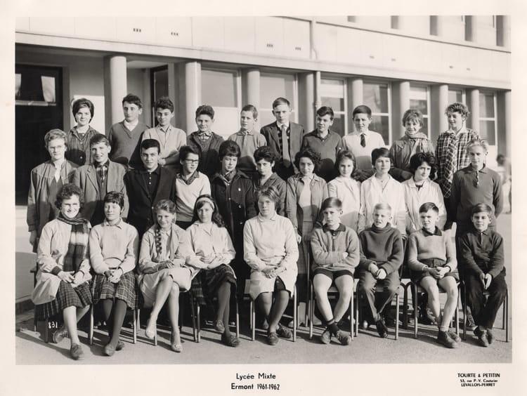 nike air max ltd enfant wright - Photo de classe Lyc��e mixte d\u0026#39;ermont 1961-1962 de 1961, Lyc��e Van ...