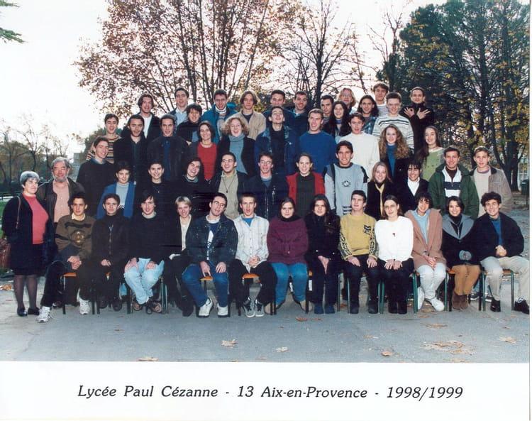 lycée cézanne aix en provence classement