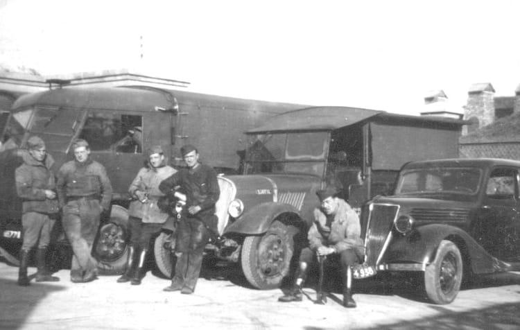 Photo de classe garage de vaujours de 1940 fort de nogent for Garage nogent sur marne