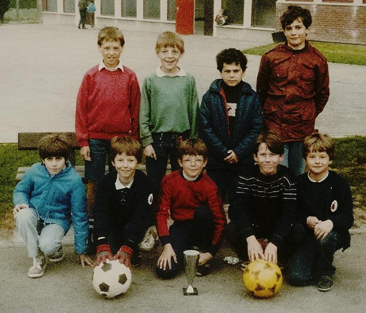 Photo de classe equipe de foot ufolep de 1984 ecole leon - Art cuisine longuenesse ...