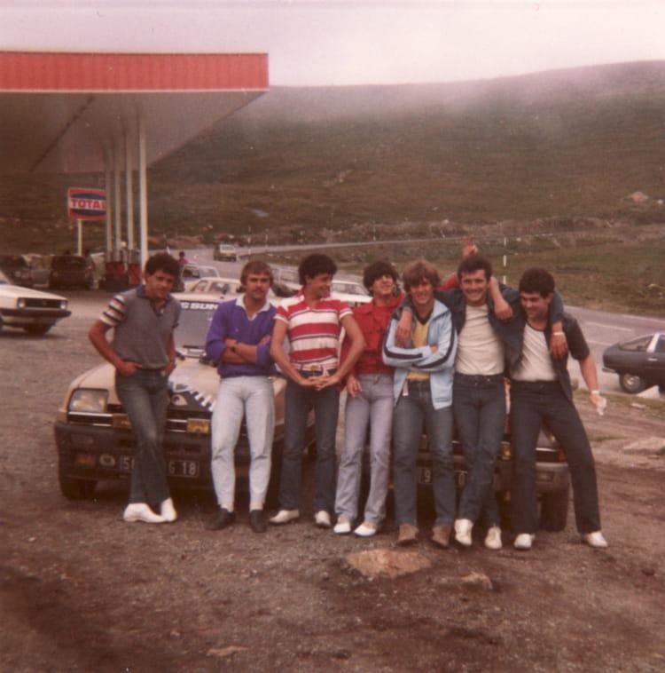 Photo de classe vacances andorre espagne de 1980 garage for Garage renault la celle saint avant