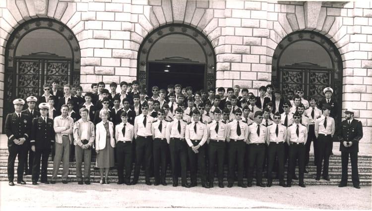 Photo de classe un s jour salon de provence l 39 ecole de l 39 air de 1981 cole des pupilles - Ecole de l air de salon de provence ...