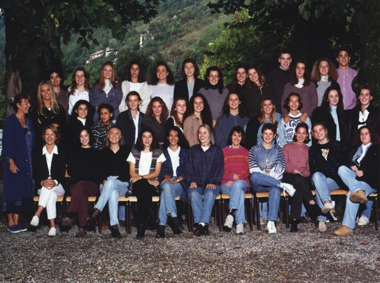 Photo de classe 1re SMS 1 de 1996, Itecboisfleury  ~ Itec Bois Fleury