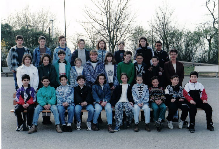 Photo de classe 1995 96 6e de 1996 coll ge jean moulin for Pronote college jean moulin salon