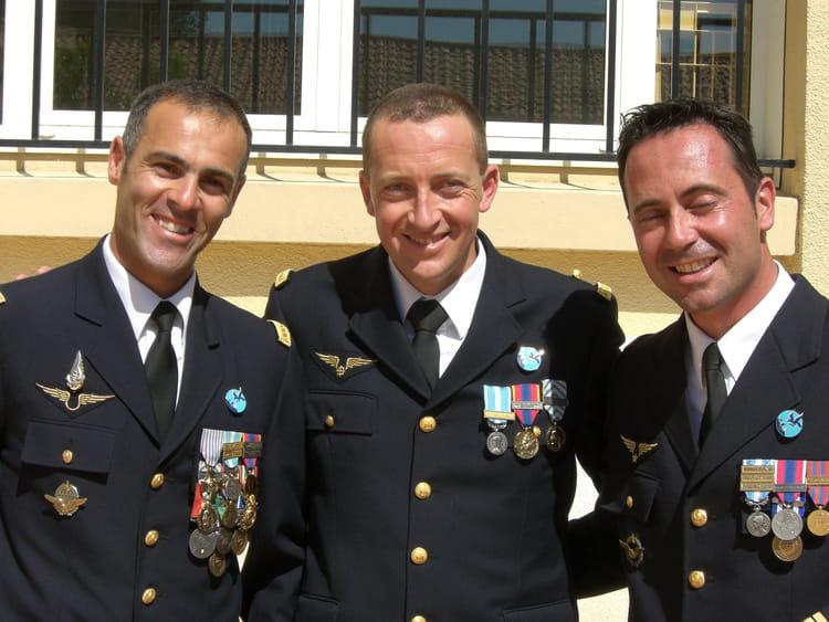 Photo de classe c r monie bapt me de 2008 base aerienne for Base 701 salon de provence
