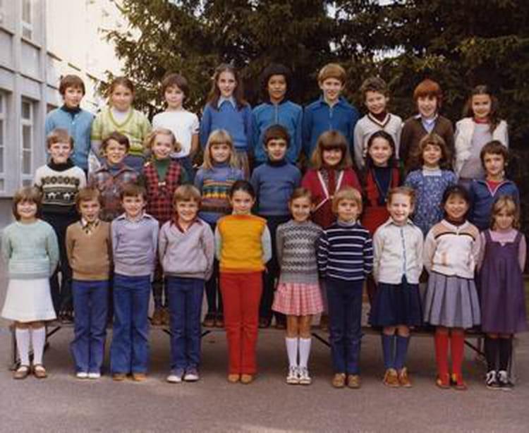 Photo de classe ce1 de 1978 ecole alphonse de lamartine - Cours de cuisine villefranche sur saone ...