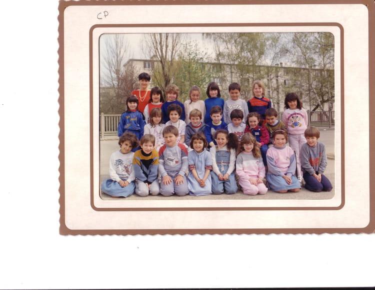 Photo de classe CP de 1985, Ecole Jean Mace (Sainte Genevieve Des Bois