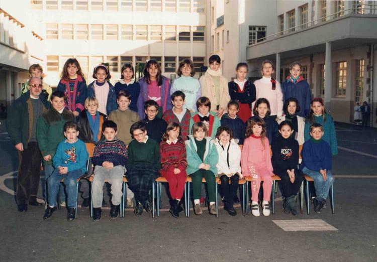 Photo de classe cm1 de 1990 ecole saint louis la roche - Cours cuisine la roche sur yon ...