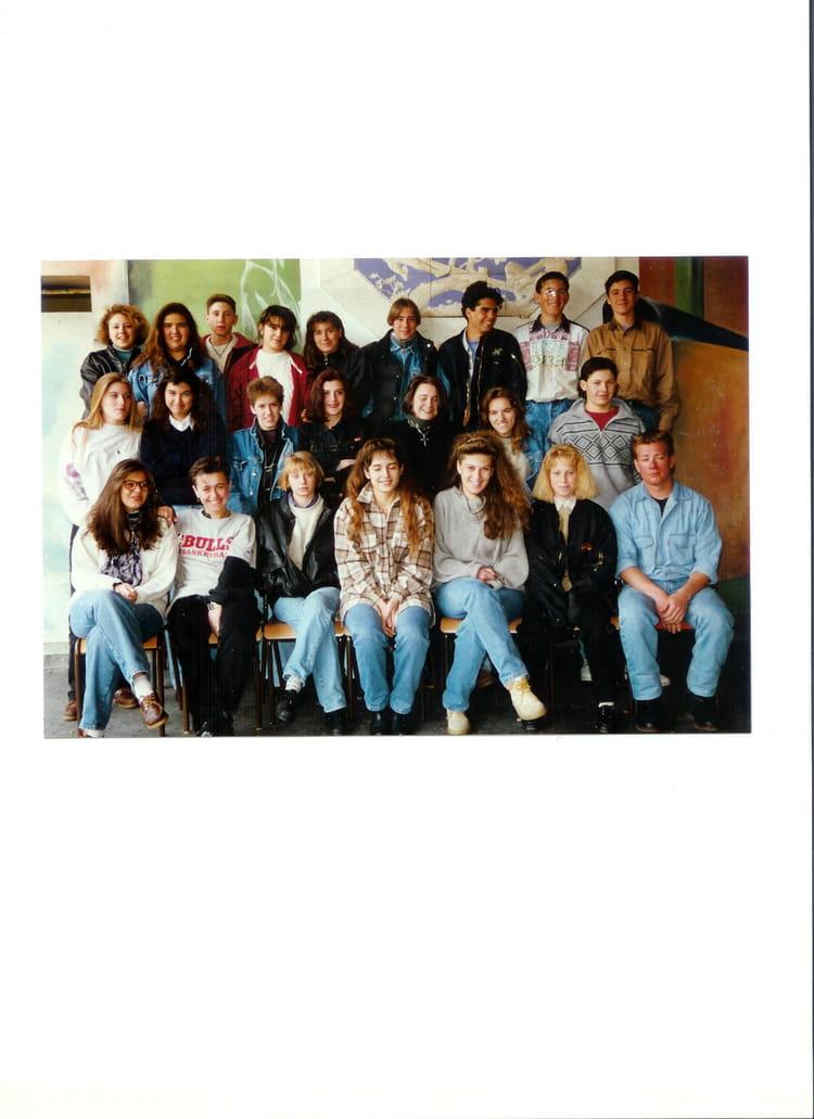 photo de classe bep compta de 1995 lyc 233 e portes de l oisans copains d avant