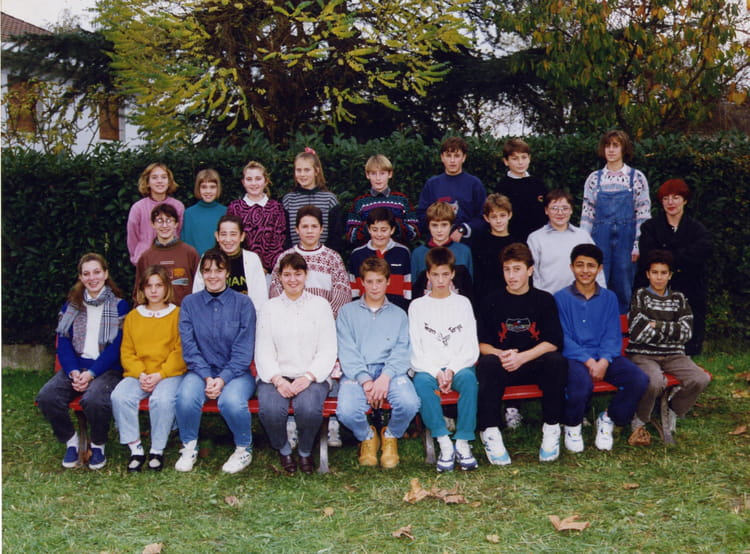 photo de classe 5 me 4 de 1991 coll ge jules ferry copains d 39 avant. Black Bedroom Furniture Sets. Home Design Ideas